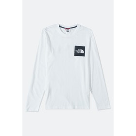 T-Shirt a Manica Lunga North Face Capsule Fine - TNF White