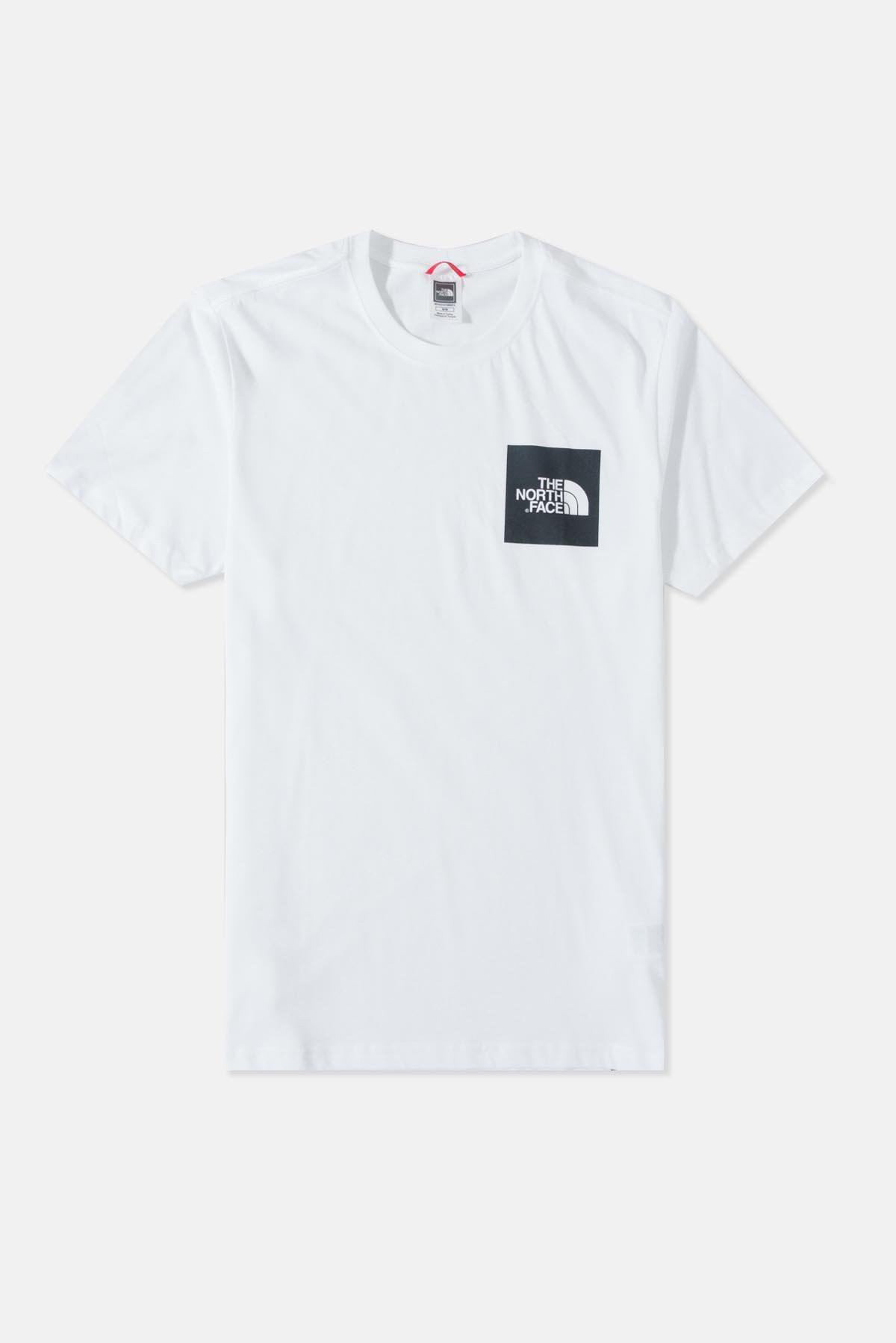 North Face Capsule Fine S S T Shirt available from Priory