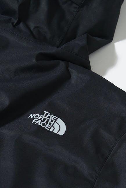 North Face Quest , Jacka
