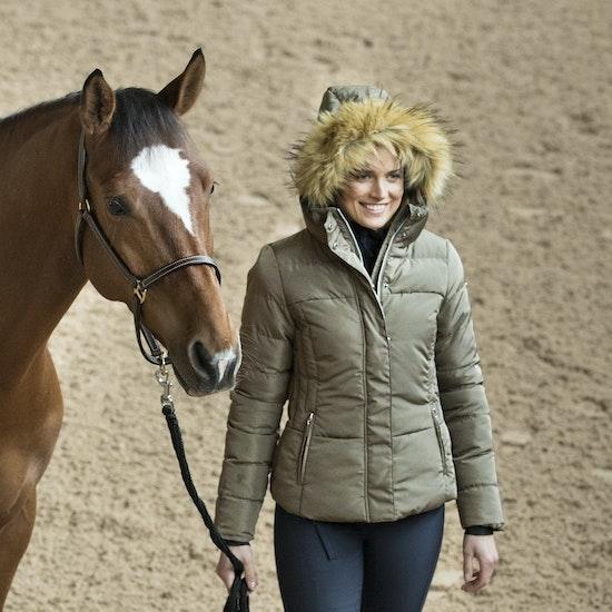 Horze Camilla Padded Ladies Riding Jacket