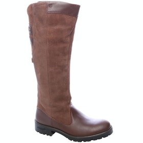 Dubarry Clare Ladies Country Boots - Walnut