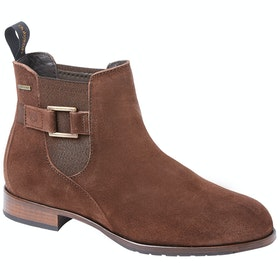 Dubarry Monaghan Ladies Boots - Cigar