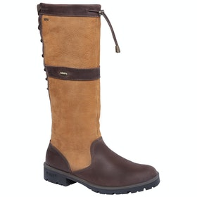 Dubarry Glanmire Ladies Country Boots - Brown