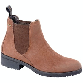 Dubarry Waterford Ladies Boots - Walnut