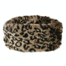 Dubarry Faux Fur Ladies Headband - Leopard
