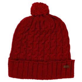 Dubarry Athboy Ladies Beanie - Cardinal