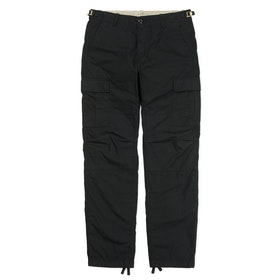 Calças de Carga Carhartt Aviation - Black Rinsed