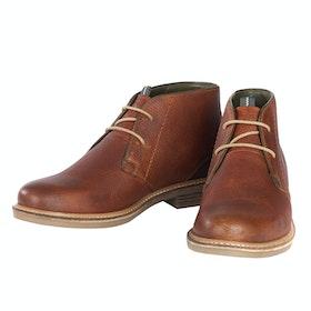 Barbour Readhead Boots - Cognac
