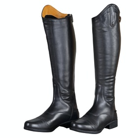 Shires Moretta Aida Leather Ladies Long Riding Boots - Black