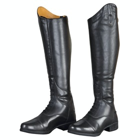 Shires Moretta Gianna Leather Ladies Long Riding Boots - Black