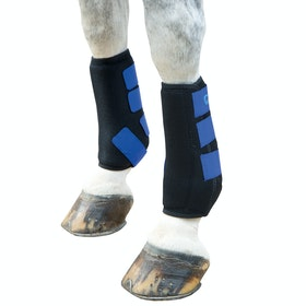 Shires ARMA Breathable Sports Exercise Boots - Royal Blue