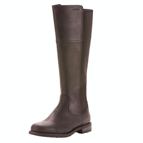 Ariat Sutton H2O Ladies Country Boots - Black