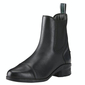 Ariat Heritage IV Ladies Jodhpur Boots - Black