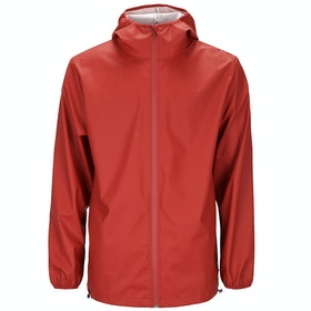 Rains Base Jacke - 20 Scarlet