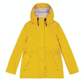 Hunter Original Lightweight Dame Vandtætte Jakker - Yellow