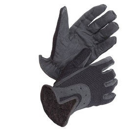 Shires All Day Gloves - Black
