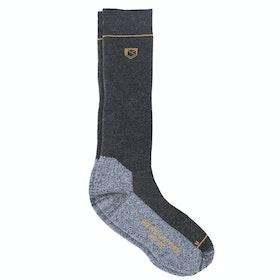 Dubarry Kilrush Riding Socks - Graphite