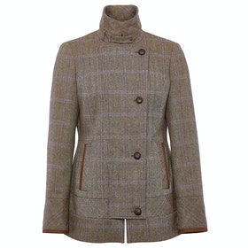 Dubarry Willow Ladies Tweed Jackets - Woodrose