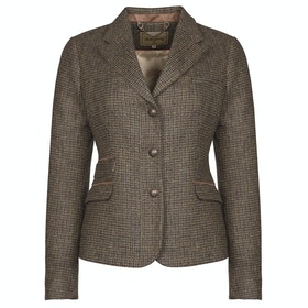 Dubarry Buttercup Ladies Tweed Jackets - Heath