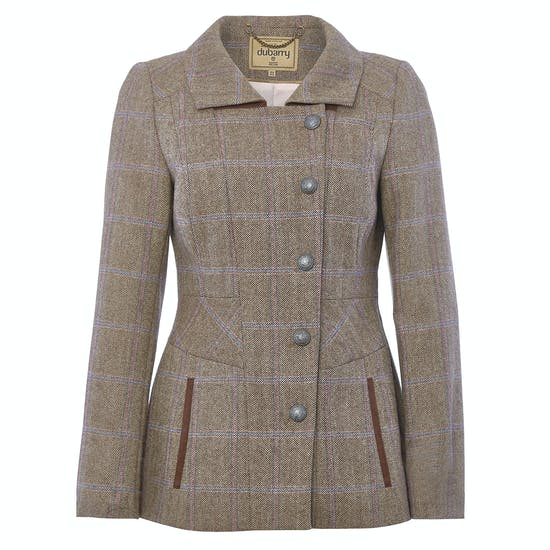 Dubarry Moorland Ladies Tweed Jackets