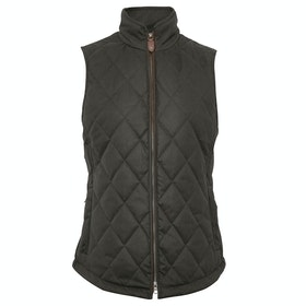 Dubarry Callaghan Ladies Gilet - Verdigris