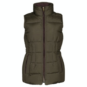 Dubarry Spiddal Ladies Gilet - Olive