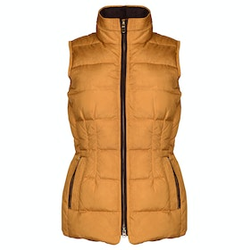 Dubarry Spiddal Ladies Gilet - Mustard