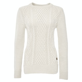 Dubarry Lisloughrey Ladies Sweater - Cream