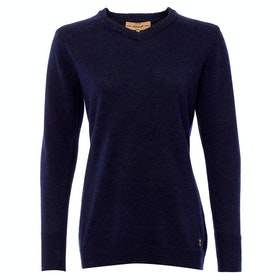 Dubarry Ballycastle Ladies Sweater - Navy