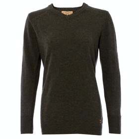 Dubarry Ballycastle Ladies Sweater - Olive