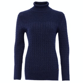 Dubarry Boylan Ladies Sweater - French Navy