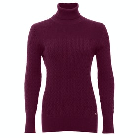 Dubarry Boylan Ladies Sweater - Malbec
