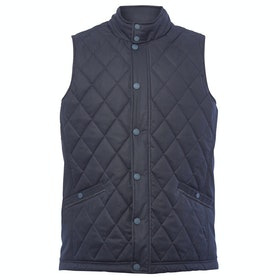 Dubarry Clarke Mens Gilet - Navy
