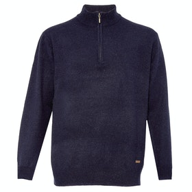 Dubarry Mullen Mens Sweater - Navy