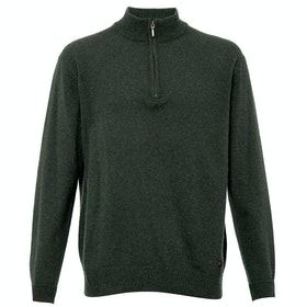 Dubarry Mullen Mens Sweater - Olive