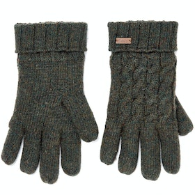 Dubarry Arklow Ladies Gloves - Olive