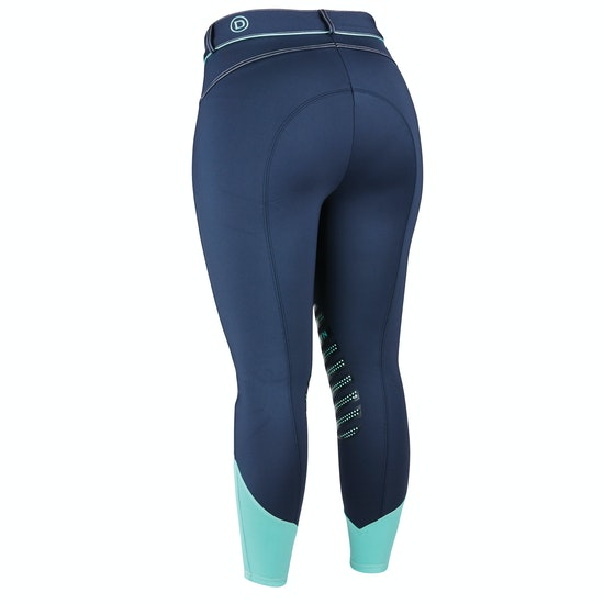Dublin Thermal Gel Knee Patch Riding Breeches