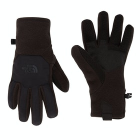 North Face Denali ETIP Gloves - TNF Black