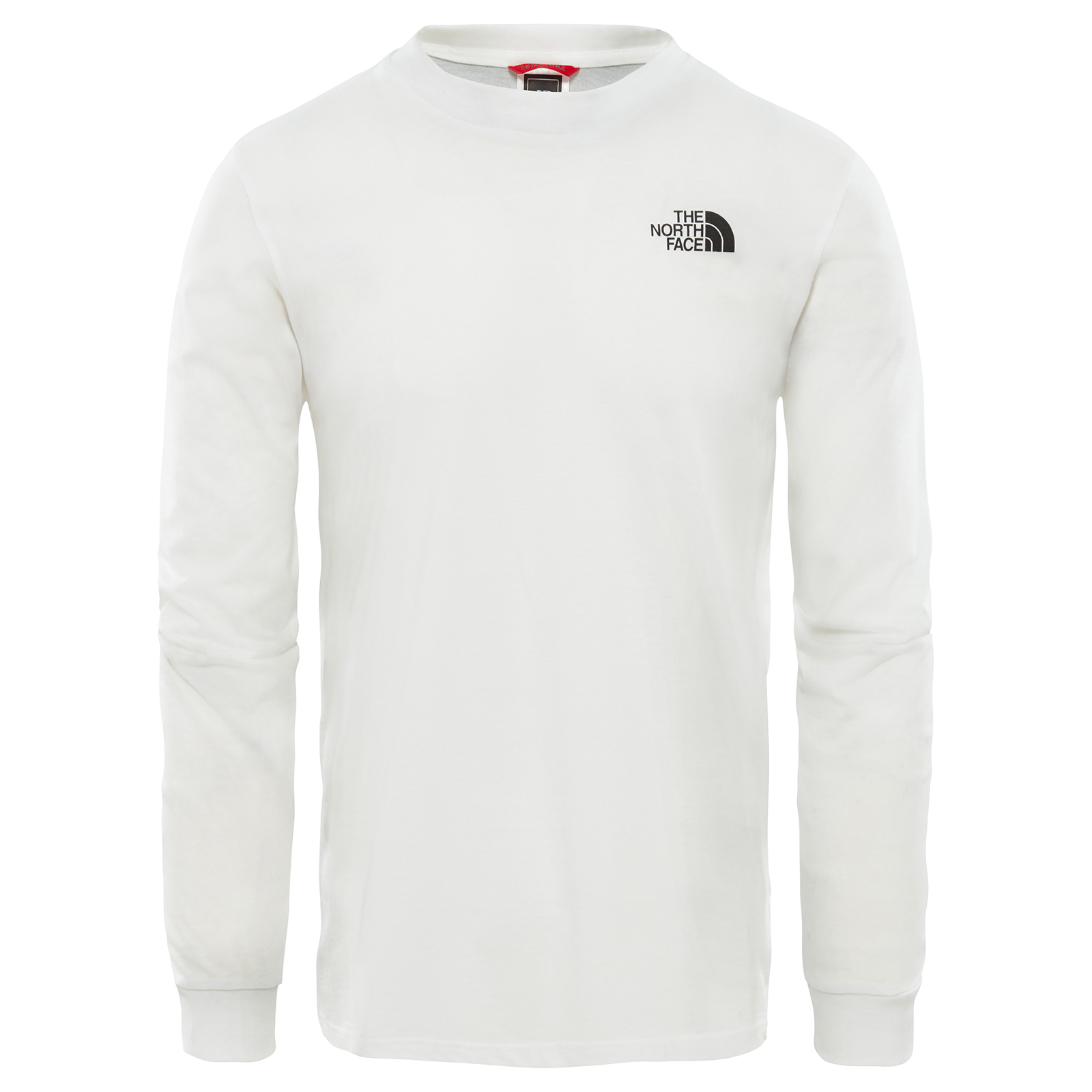 North Face Simple Dome Langærmet t shirt available from