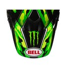 Bell 9 Adventure MX Helmet Peak