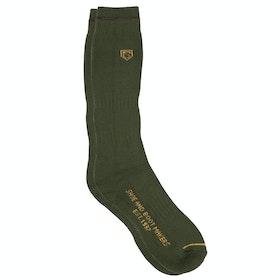 Dubarry Short Riding Socks - Olive