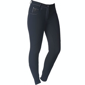 Horka Kotor Ladies Riding Breeches - Caviar