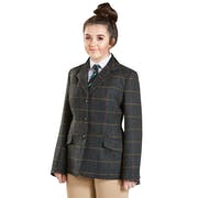 Chaquetas tweed Firefoot Girls Haworth Standard Collar