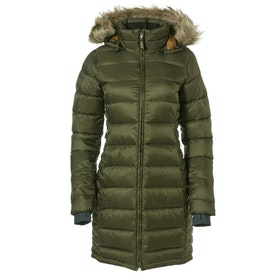 Blusões de Inverno Senhora Rab Deep Cover Parka - Army