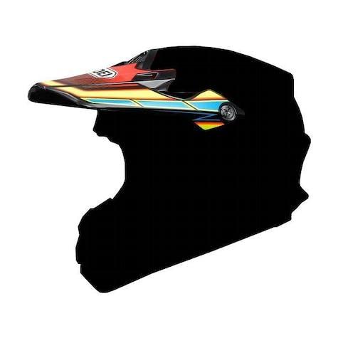 Shoei VFXW Capacitor ヘルメットバイザー