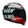 Isle Of Man 17.0 Black Red