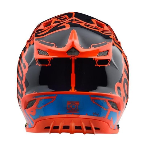 Troy Lee SE4 Polyacrylite MIPS Factory MX ヘルメット