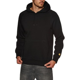 Carhartt Chase Pullover Hoody - Black
