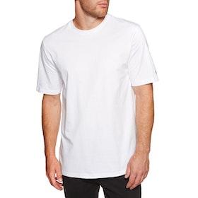 Carhartt Base T Shirt - White Black