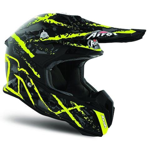 Airoh Terminator 21S Motocross Helmet
